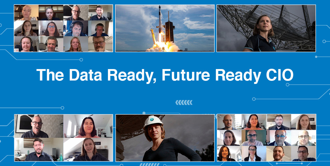 The Data Ready, Future Ready CIO