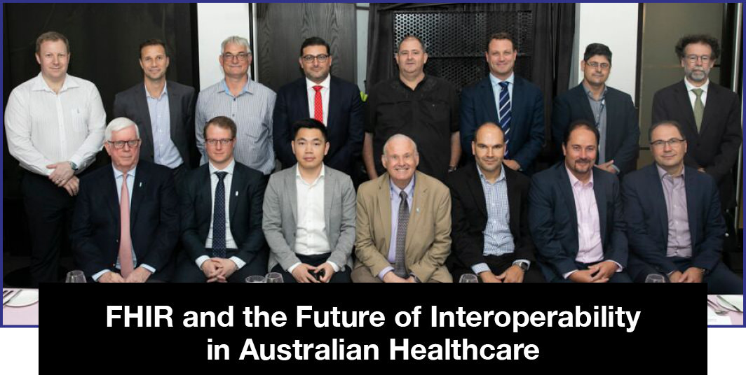 The Future of Interoperability (Health)