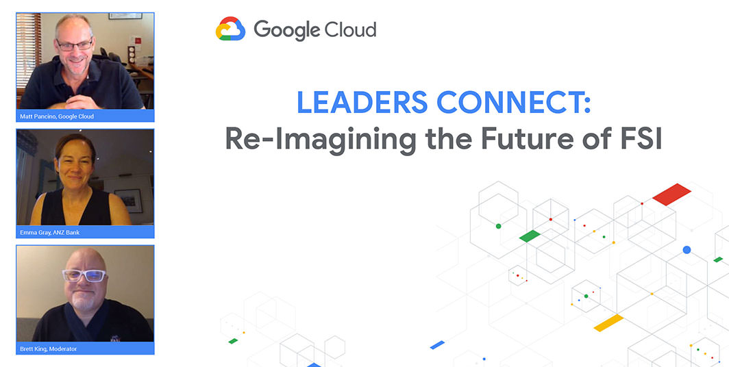 LEADERS CONNECT: Re-Imagining the Future of FSI