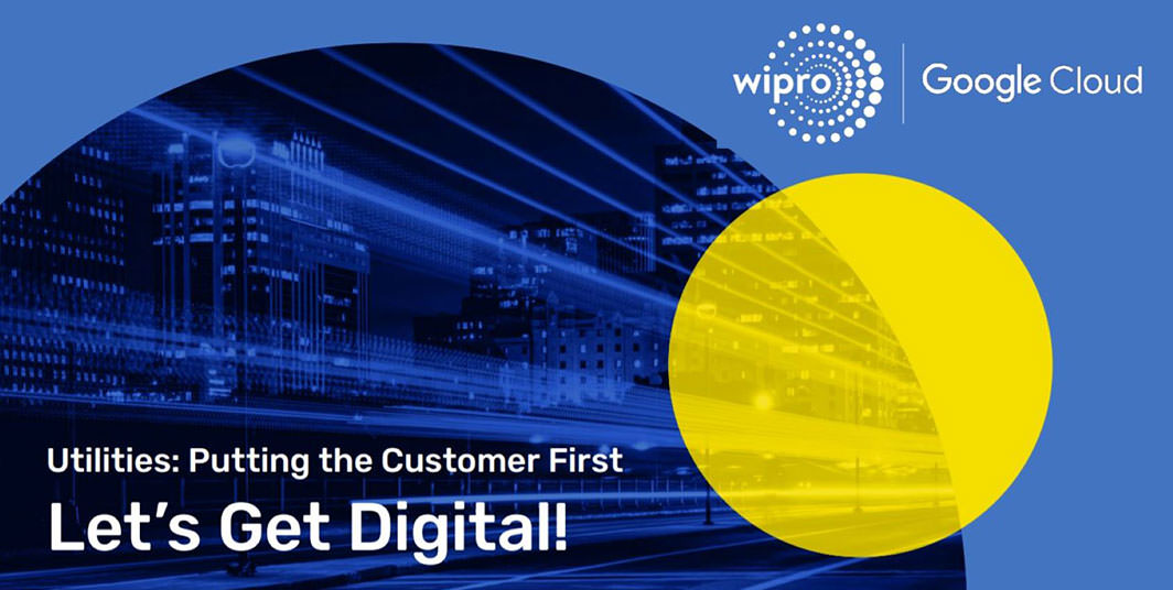 Utilities: Putting the Customer First – Let's Get Digital!