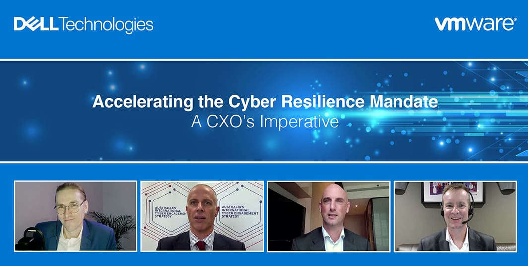 Accelerating the Cyber Resilience Mandate - A CXO's Imperative