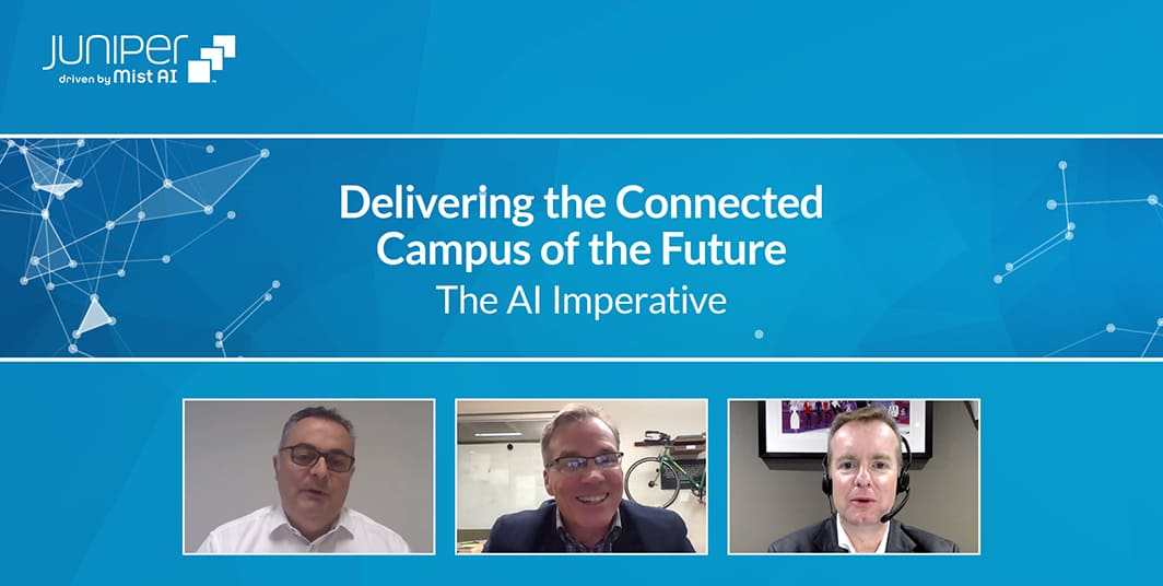 Delivering the Connected Campus of the Future - The AI Imperative